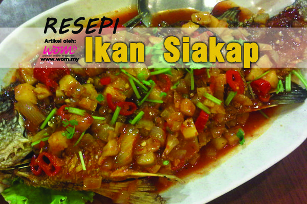 Resepi Ikan Siakap Masam Manis Food Mani Beef