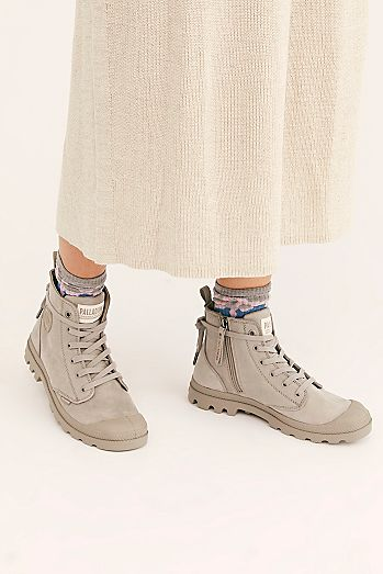 New Arrivals Women S Clothing Free People Palladium Boots Palladium Pampa Hi Palladium Boots Women