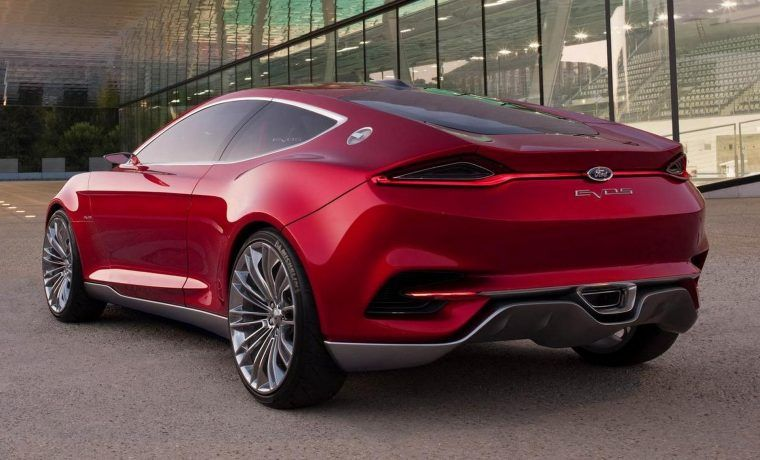 2019 Ford Thunderbird Concept | Ford thunderbird, Ford ...