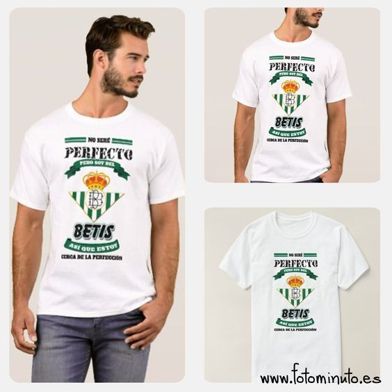 e92cf6f56 Para quien siente los colores. Luce tu Camiseta del Real Betis ...