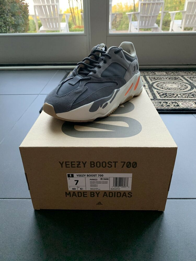 Adidas Yeezy Boost 700 Magnet Size 7 #adidas #Sneakers