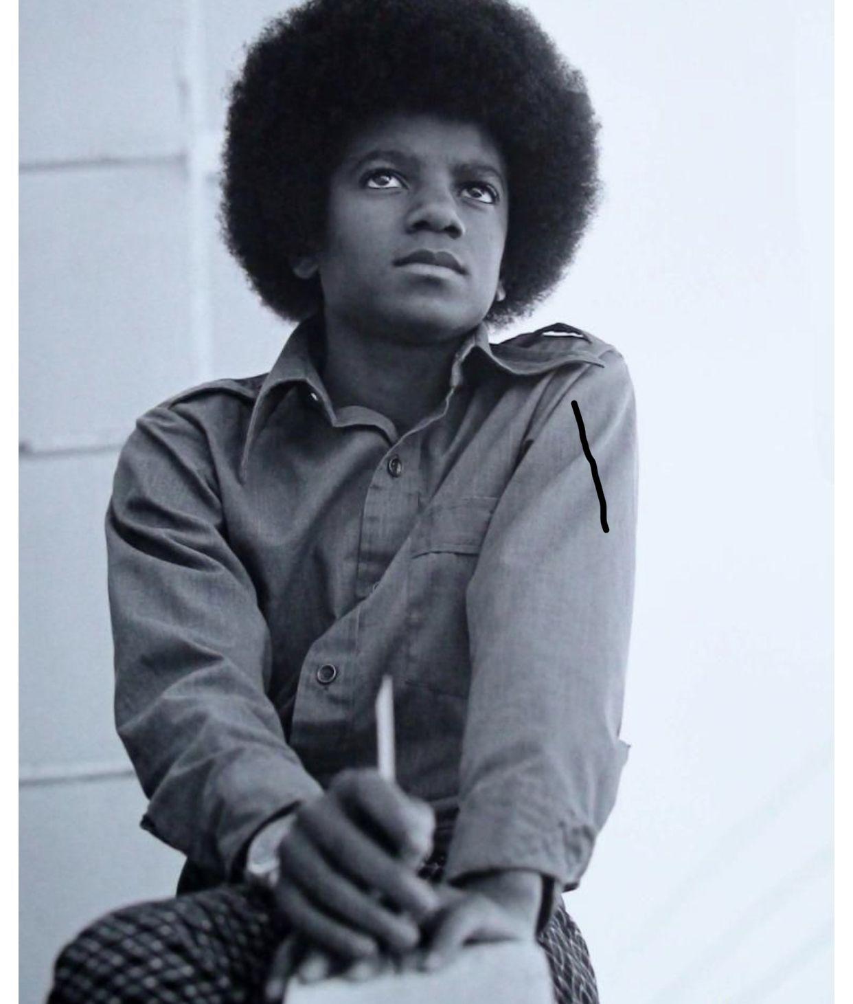 Idee von Who's BAD_ auf 1973-1975 | Michael jackson, King ...