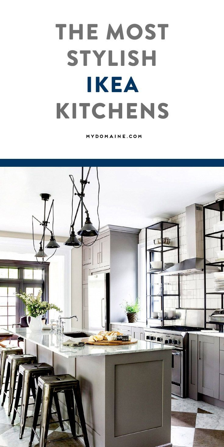 10 Kitchen And Home Decor Items Every 20 Something Needs: The Most Stylish IKEA Kitchens We've Seen