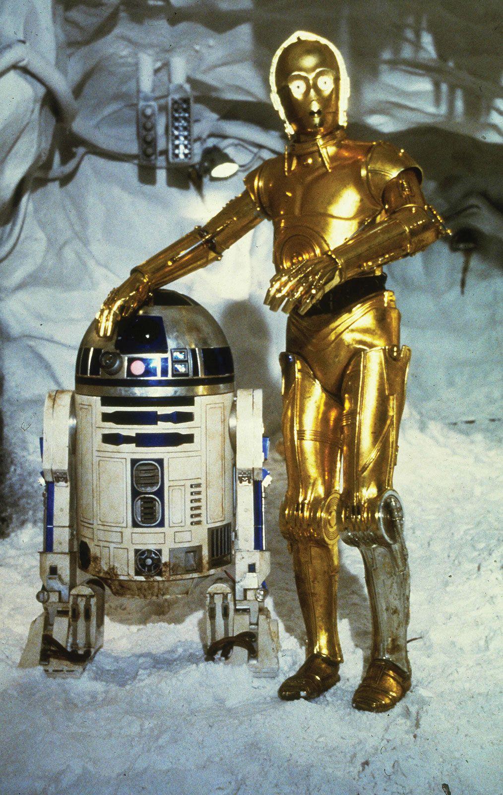 R2d2 And C3po In Movie r2d2 and c3po | R2D2 a...