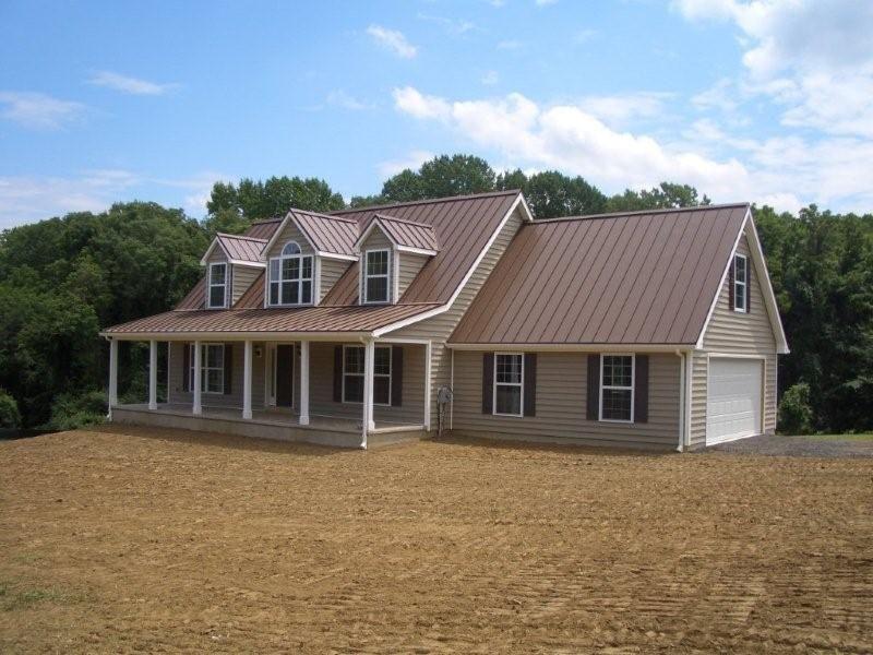 The Oak Modular Home Metal roof houses, Modular home
