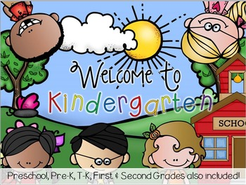 Open House Slideshow {editable} | Kindergarten orientation, Open ...