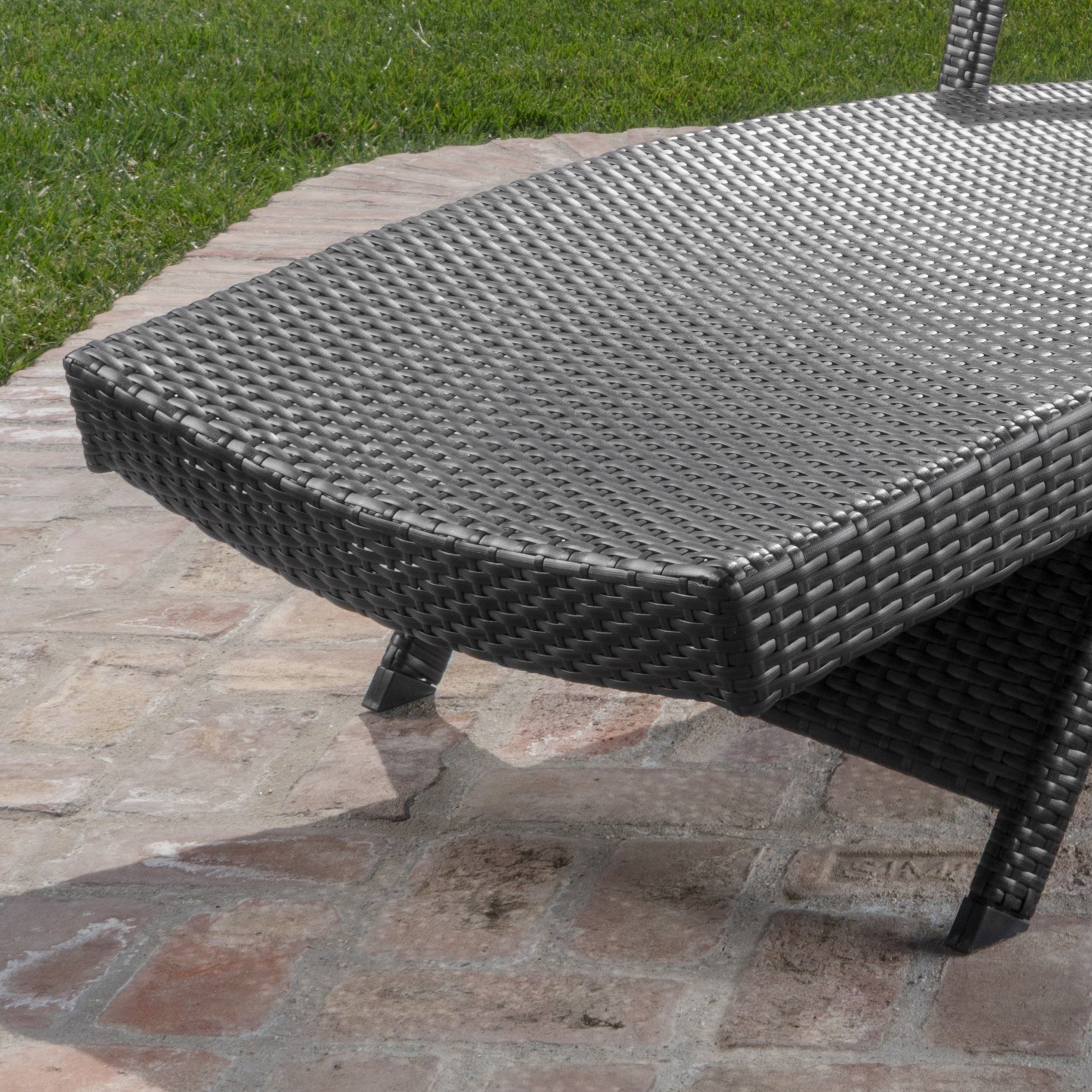 Christopher knight home 569 salem chaise outdoor arm