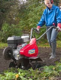 Rotavator Power Digger Hire Hss Hire Garden Projects Power Outdoor Power Equipment