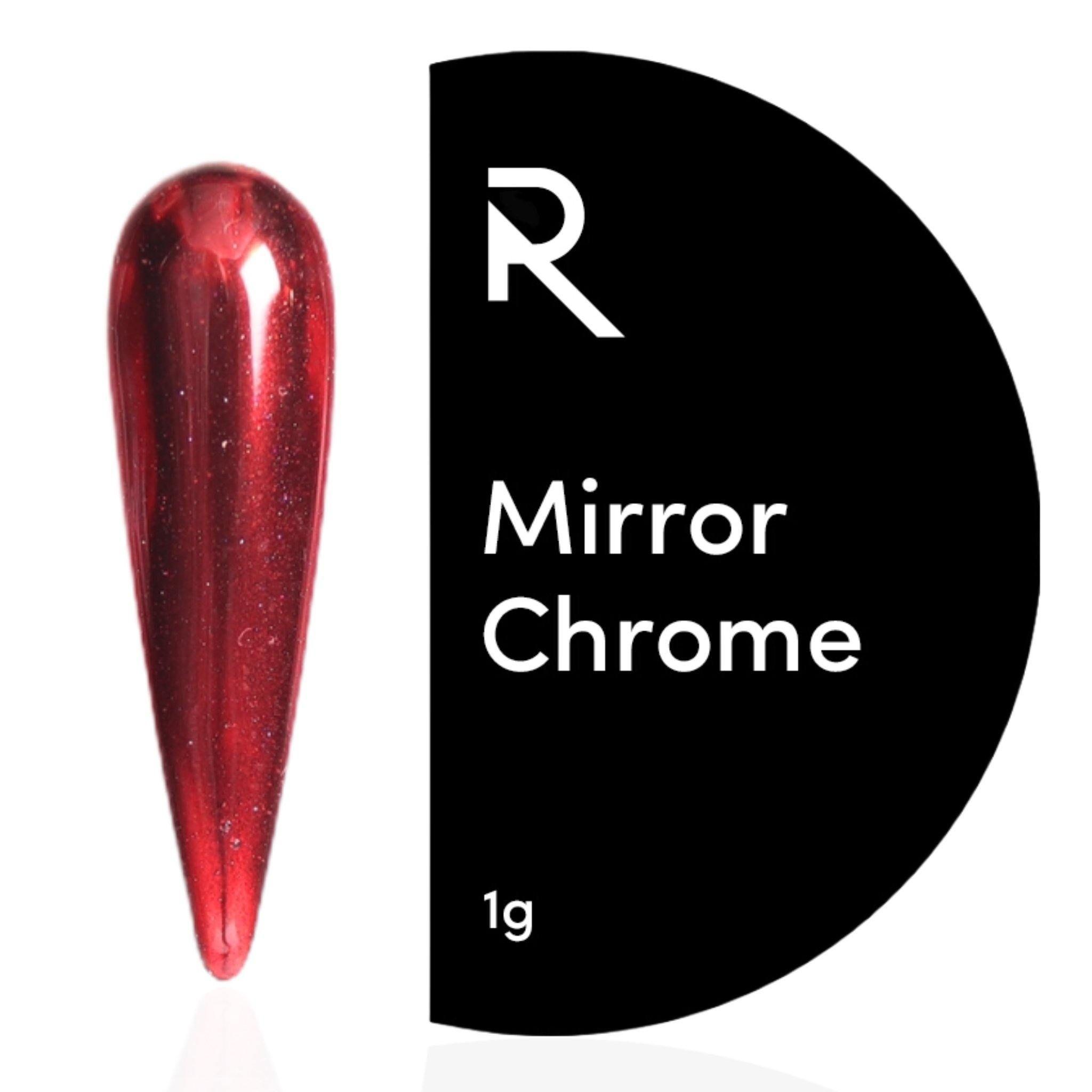 Spiegelchrompulver 2