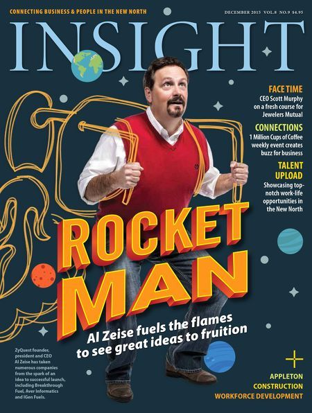 December 2015 cover of Insight magazine
