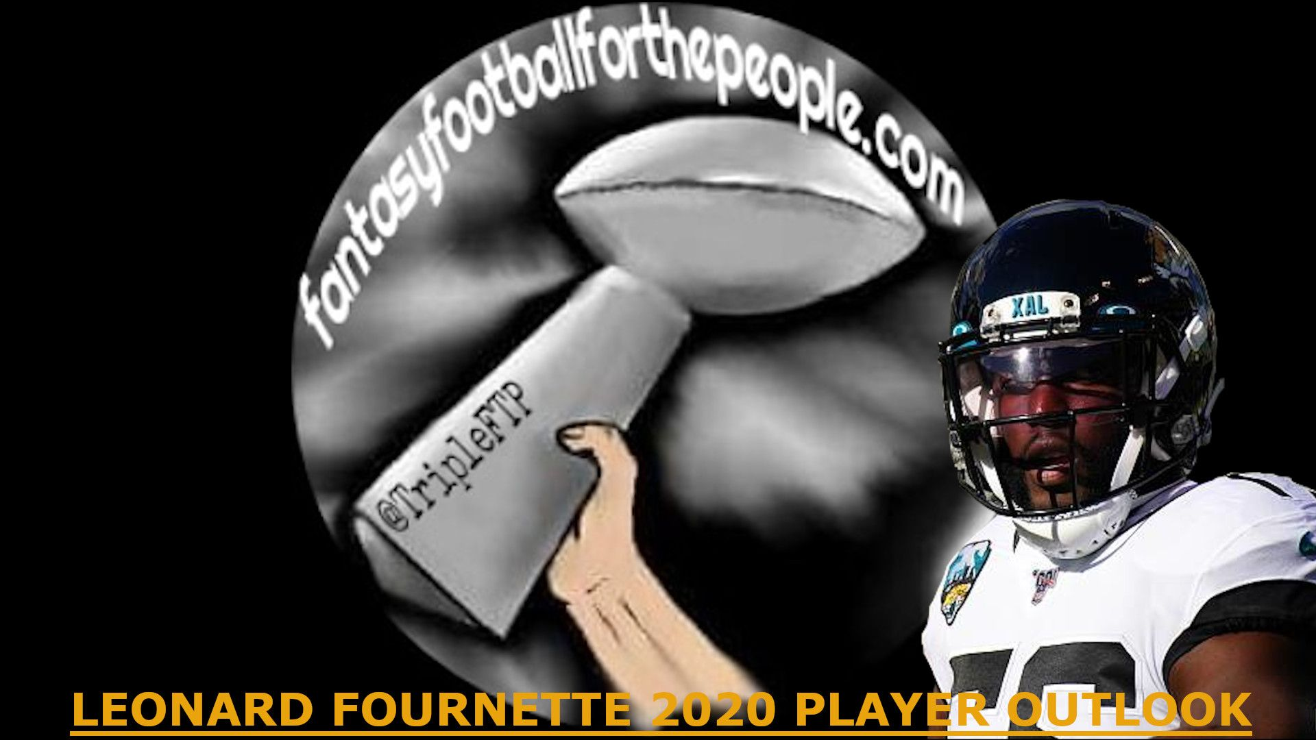 2020 Player Outlook Rb Leonard Fournette In 2020 Fantasy Football Players Football