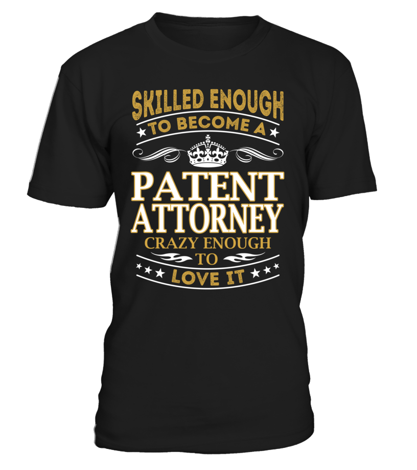 Patent Attorney - Skilled Enough To Become #PatentAttorney