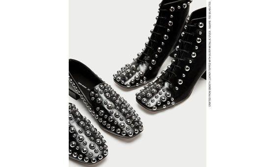 nieuwe schoenencollectie