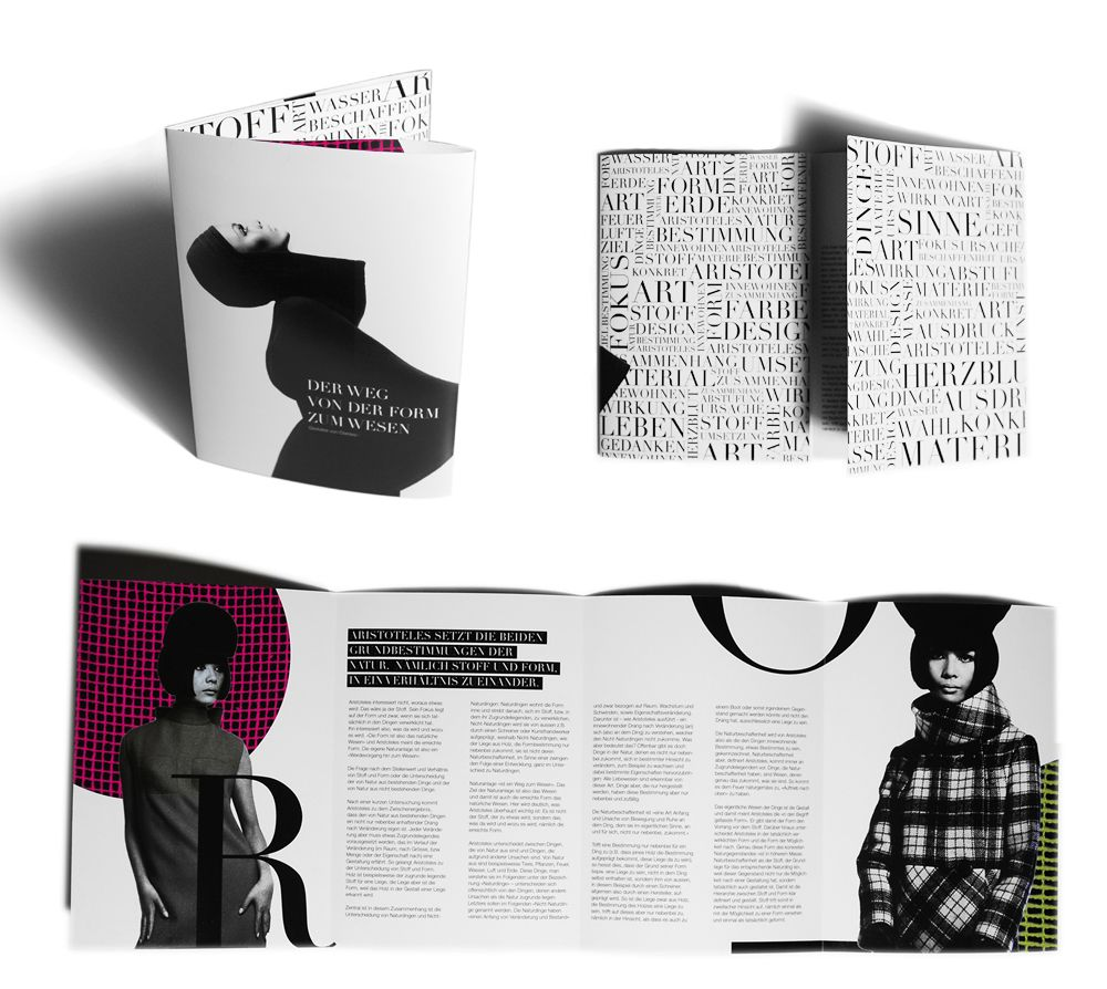 Fashion Brochures Template Professional Inspire  ArtDesign