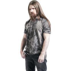 Photo of Outer Vision Nogal Herren-T-Shirt – schwarz braun