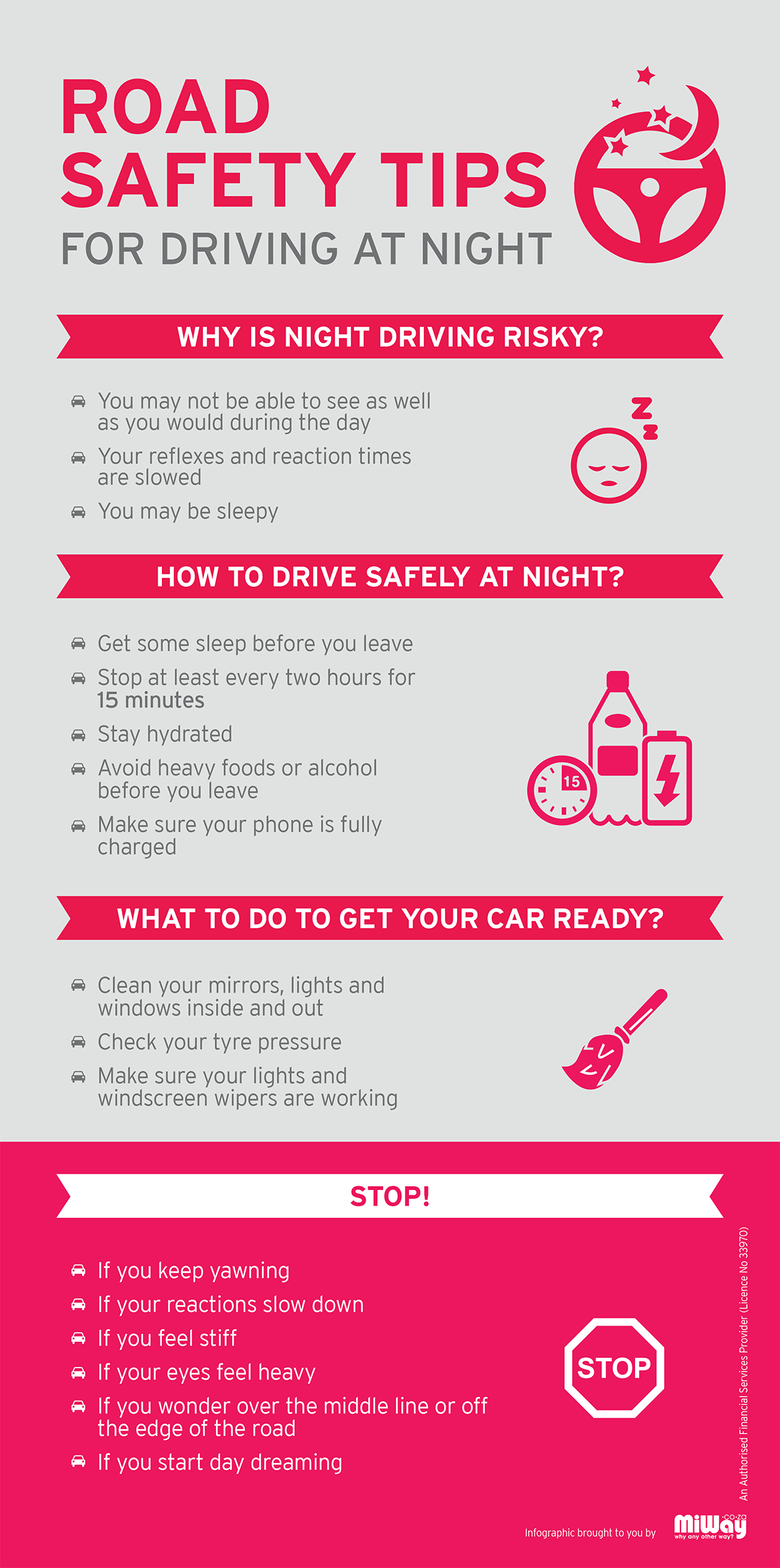 Nightdriving Safety Safety Courses Road Safety Tips Road Safety