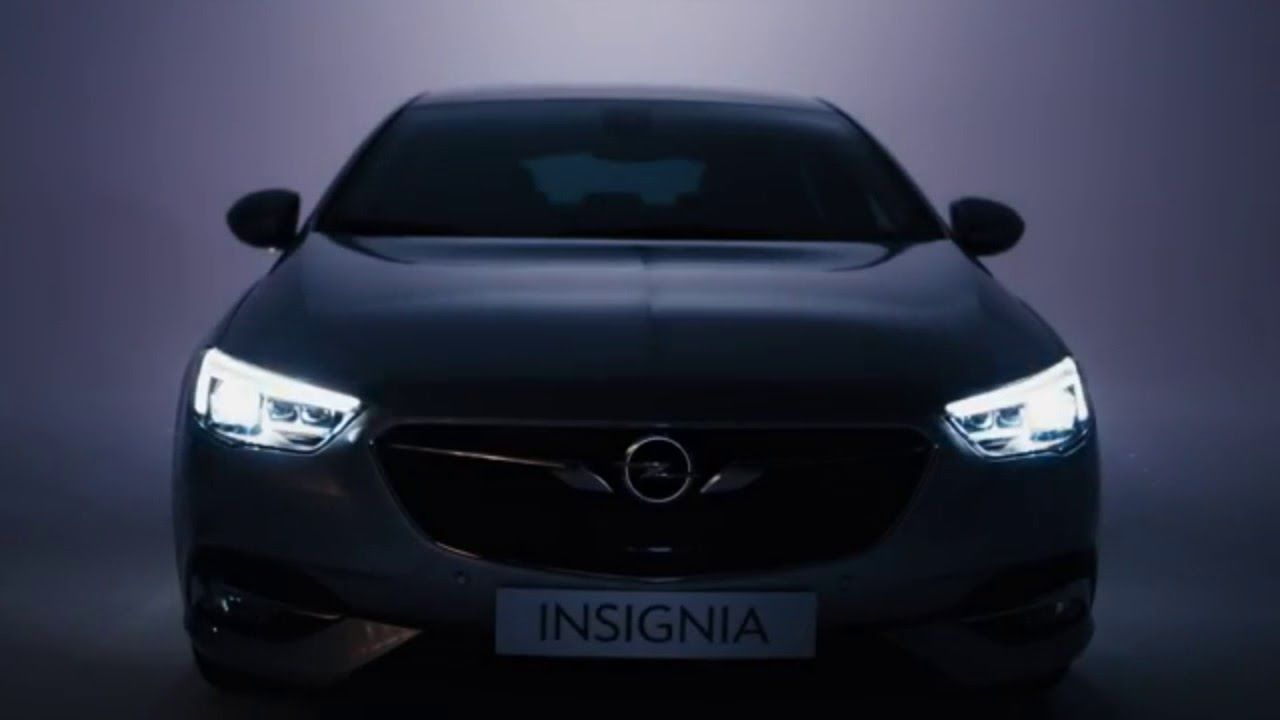 2019 Opel Insignia New Modern Design And All Review Insignia