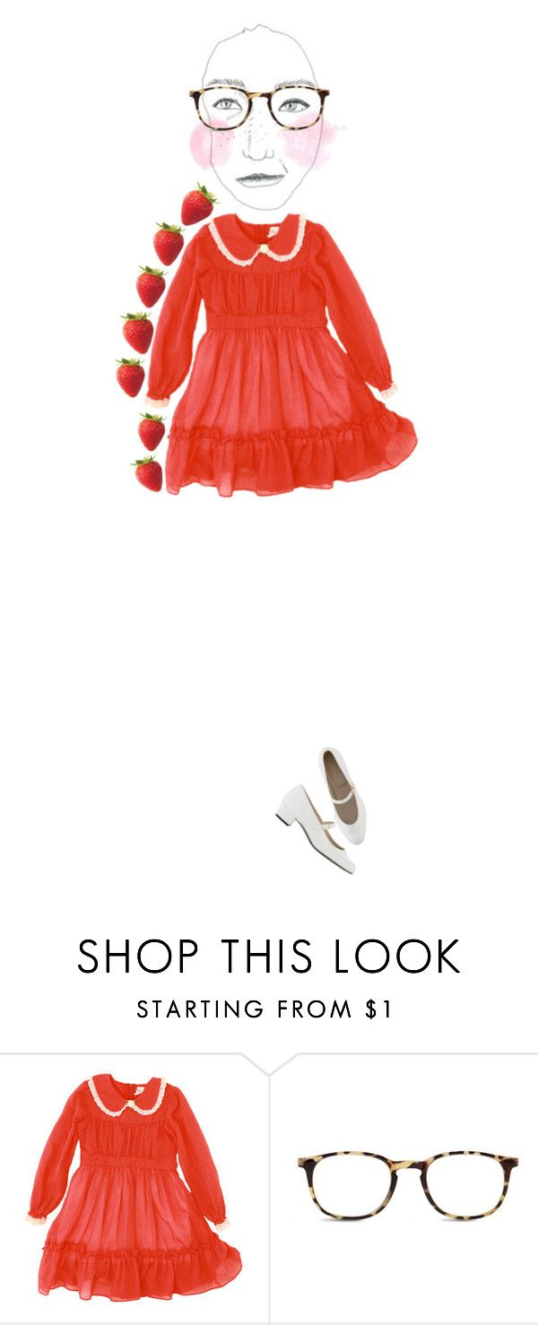 """lola who?"" by caylor ❤ liked on Polyvore featuring Chico's and American Apparel"