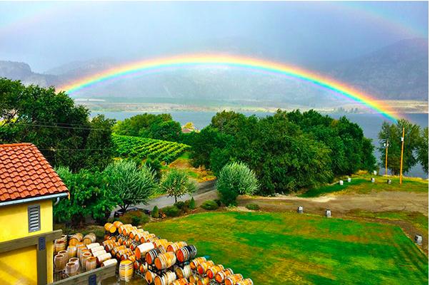 La Stella Winery, Osyoos, BC