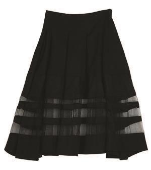 :: How to Wear Peek-a-boo Full Skirt :: CLEO.co.id! ::