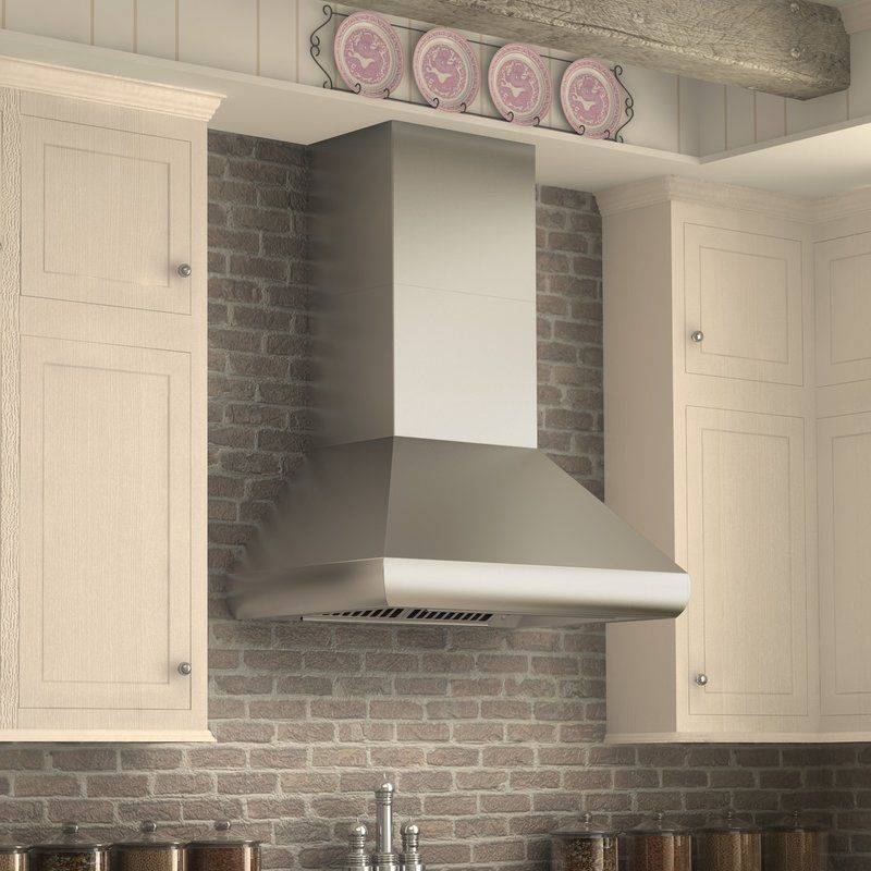 Zephyr Zsp E48b 350 1200 Cfm 48 Wide Wall Mounted Range Hood From The Siena Pro Series Stainless Steel In 2020 Kitchen Large Appliances Range Hood Kitchen Ventilation