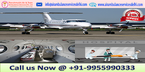 Reliable and Promising Medical Service by Panchmukhi Air