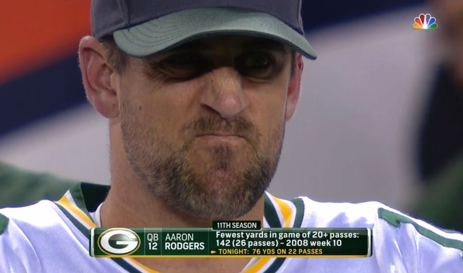Love The Nose Cute Aaron Rodgers Packers Green Bay