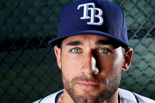 Look At Those Eyes Kevin Kiermaier Of The Tampa Bay Rays Rays Mlb Kevinkiermaier Stud Tampa Bay Rays Rays Baseball Best Baseball Player