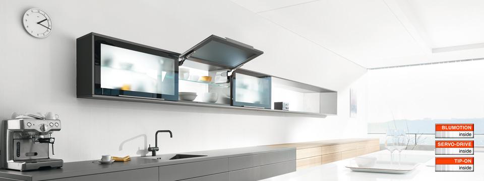 Upper cabinets - Bi-Fold Lift Ups or Single Flip Ups? - Kitchens ...