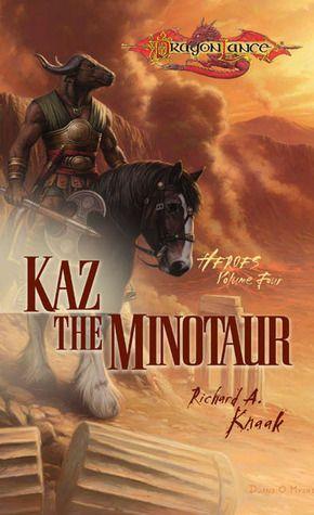 Kaz The Minotaur Dragonlance Pinterest