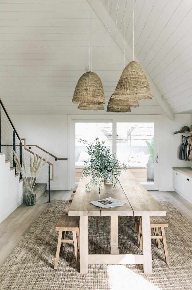 M.K. Sadler   Surfrider Malibu   Neutral minimalist natural interiors