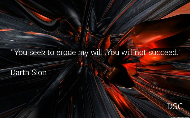 Darth Sion Holocron Cool Desktop Wallpapers Artistic