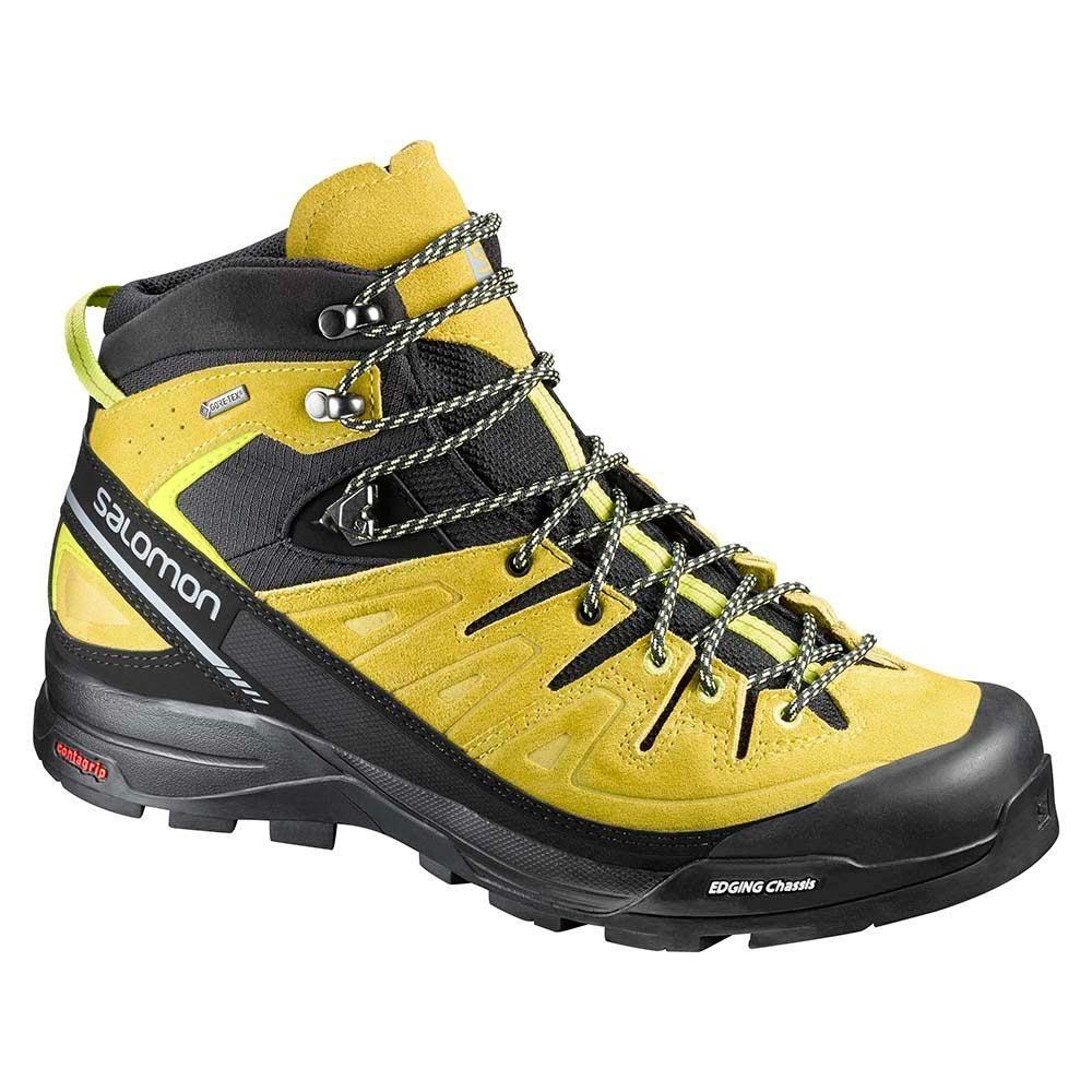 Salomon X Alp Mid LTR Goretex   Zapatos trekking, Zapatos pWpJG