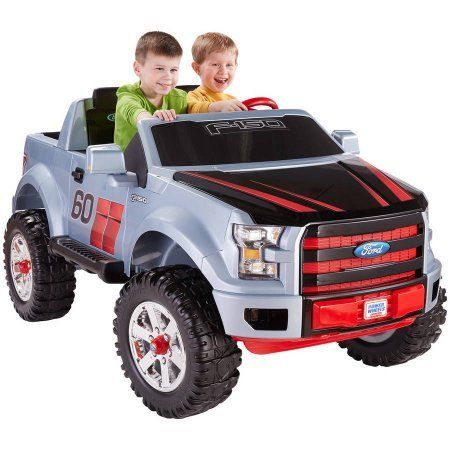 Power Wheels Ford F 150 Review Https Www Kidsatvsale Com Best Ford Power Wheels Review Kids Power Wheels Power Wheels Ford F150