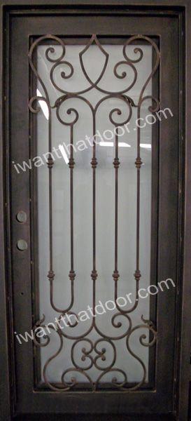 Glass Iron Doors Beverly Hills California Affordable Handmade