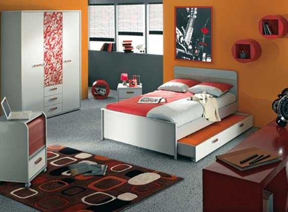 Awesome Teen Bedroom Design Ideas By Gautier