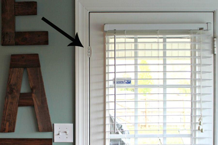 Toddler Safety: Door Flip Locks | Doors