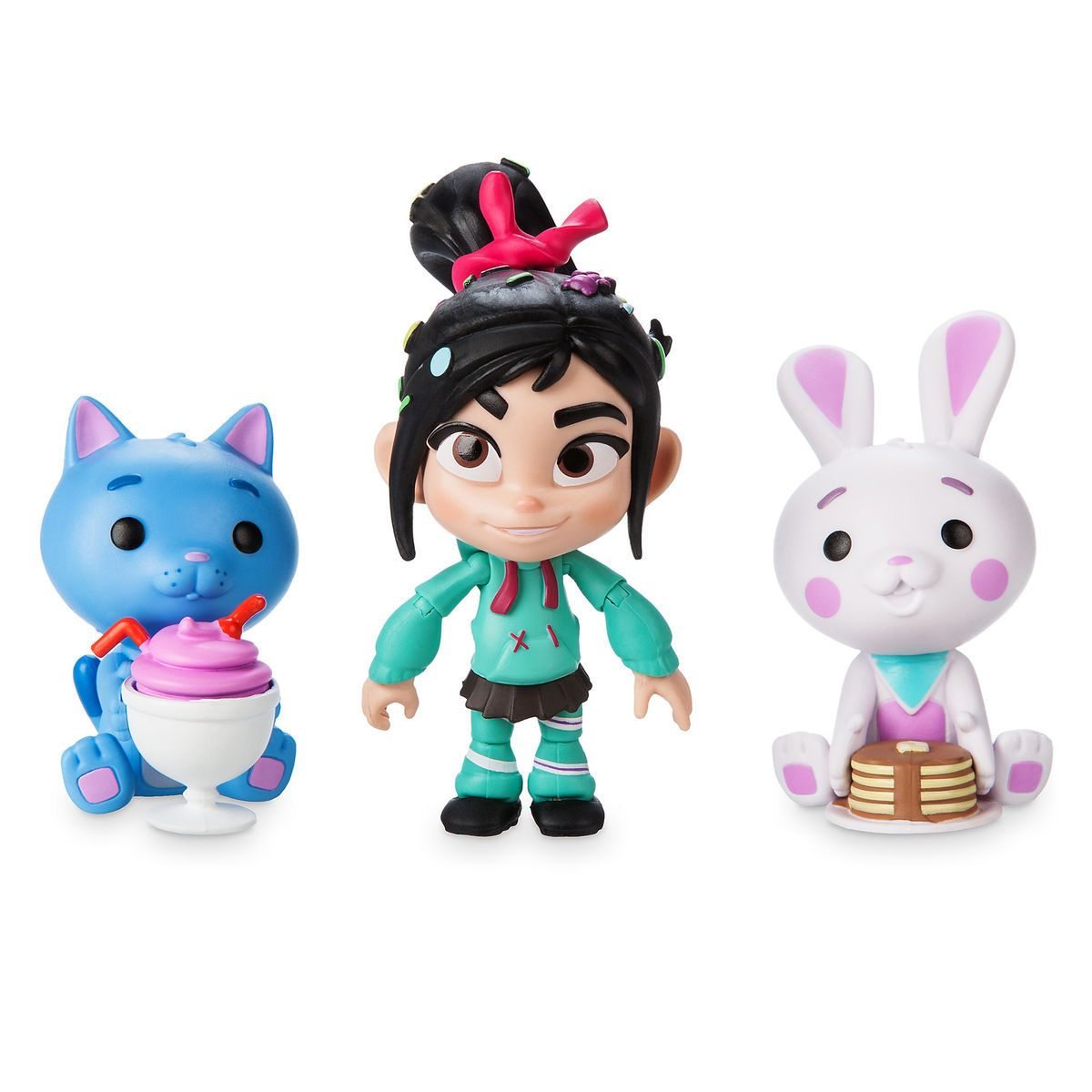 Product Image Of Vanellope Action Figure Set Ralph Breaks The