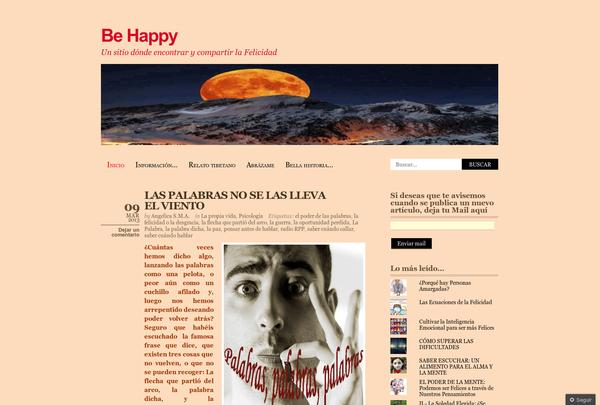Un blog con muchas ideas para ser feliz.  http://www.comoserfeliztodoslosdias.wordpress.com via @url2pin