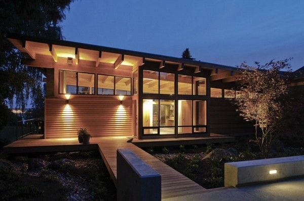 Simple Practical And Contemporary The Hotchkiss Residence