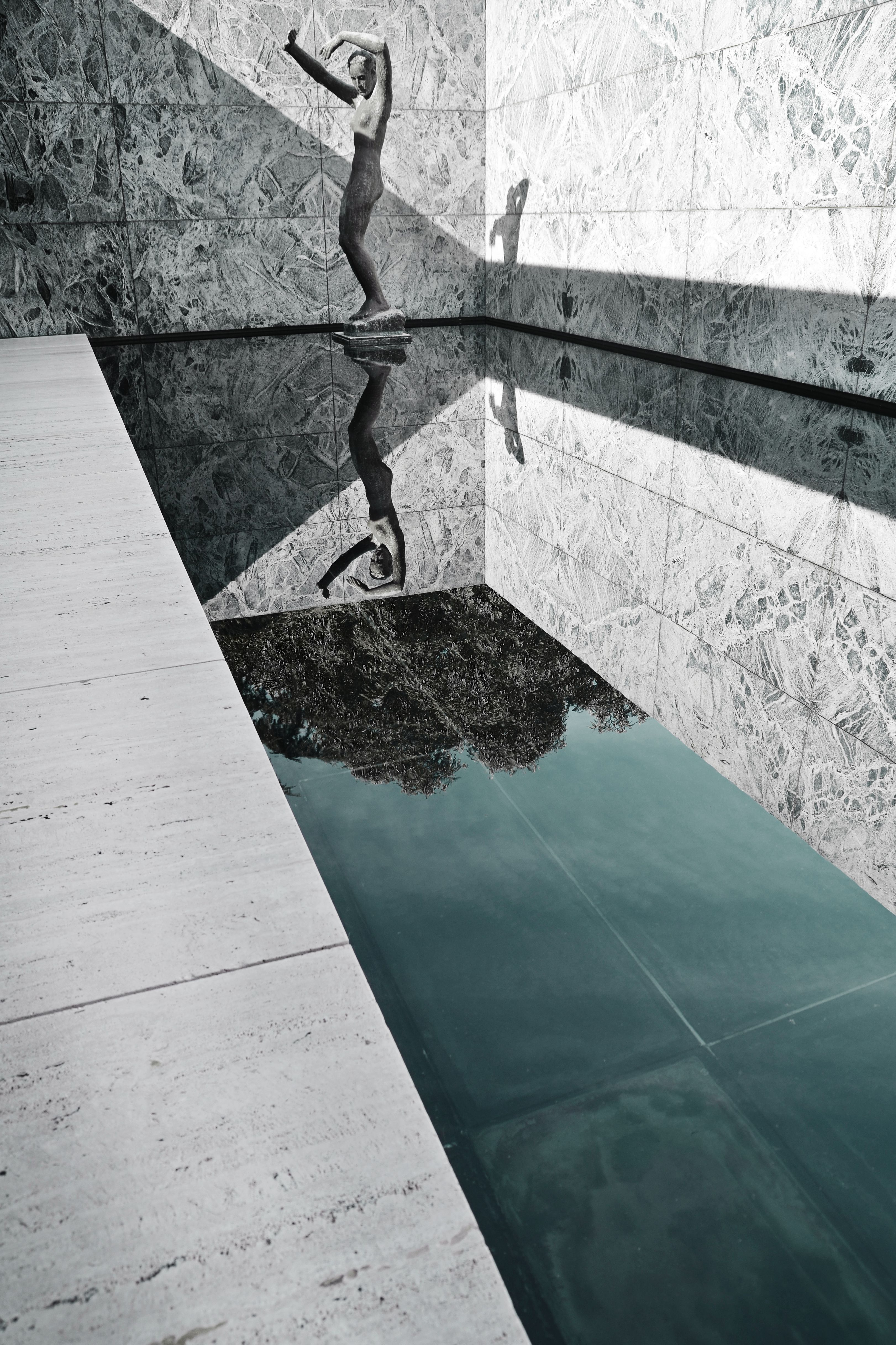 Mies Van Der Rohe Barcelona Photo By Levin Boer