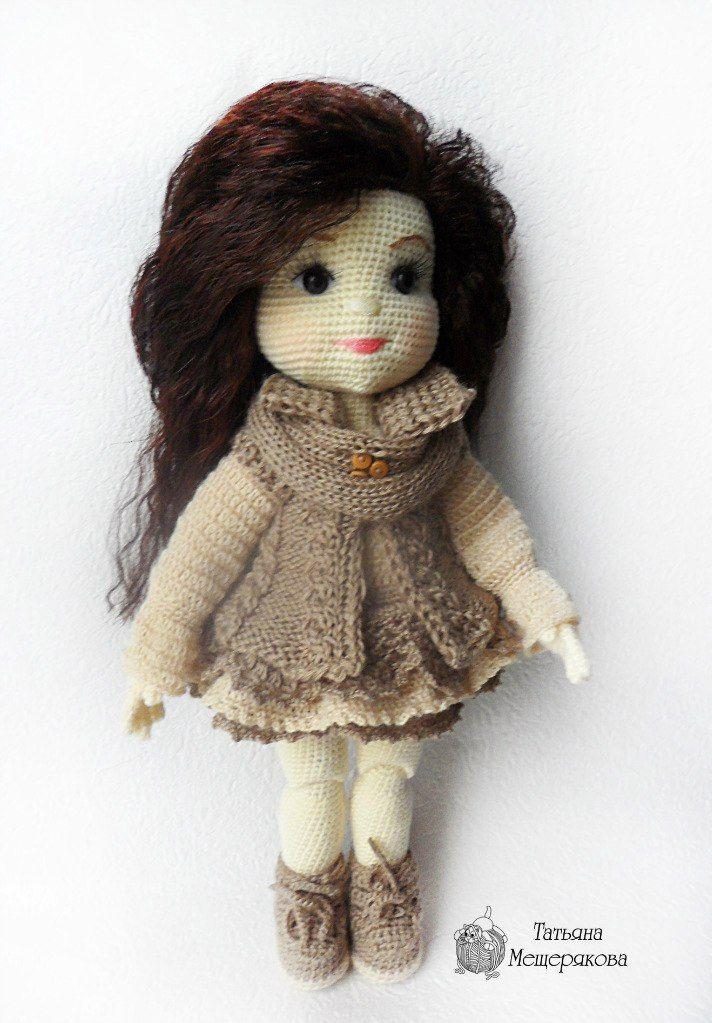 29Ольга неретина вязаная кукла мастер класс