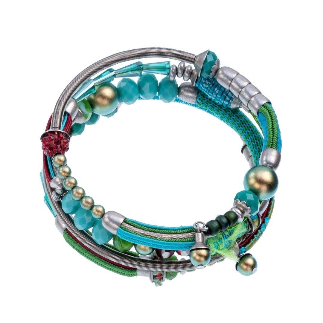 Cornelia Spiral Bracelet | cornelia | Bracelets, Jewelry, Bar earrings