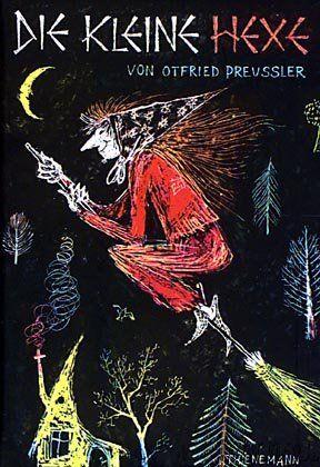 die kleine hexe   kinderbücher, kindheit und buch klassiker