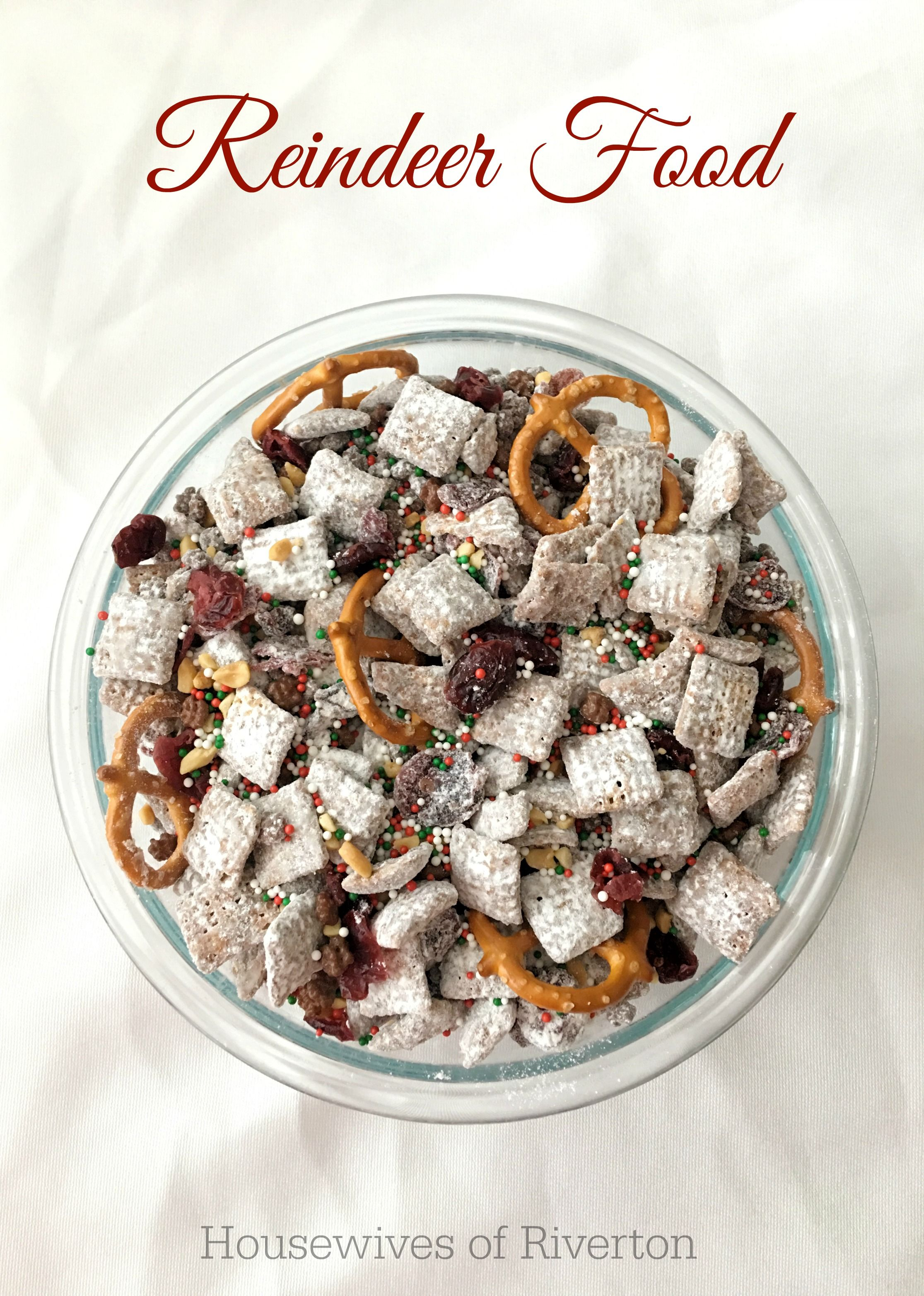 Reindeer food muddy buddy trail mix reindeer food holidays and food reindeer food muddy buddy trail mix forumfinder Choice Image
