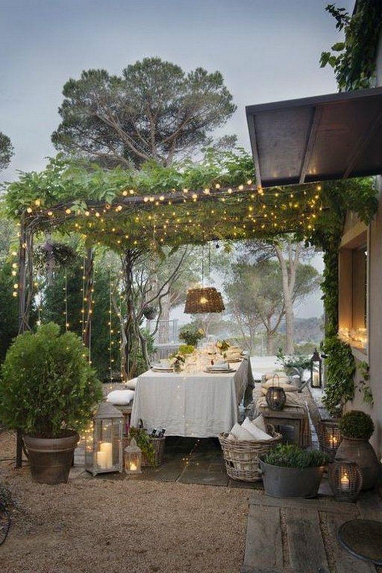 25 Amazing Backyard Garden Lighting Ideas For Outdoor Backyard