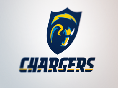 San Diego Chargers Concept San Diego Chargers Chargers Sports Logo Design