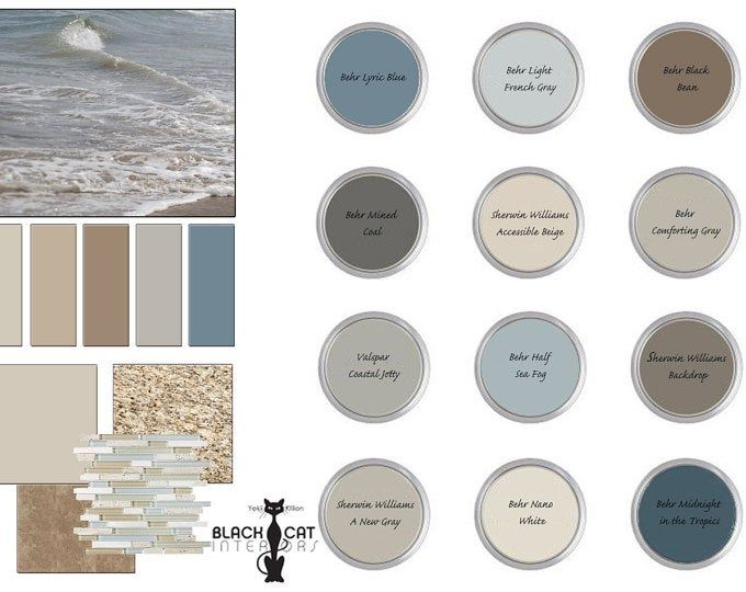 Indoor/Outdoor Bundle Paint Color Consultation - Includes BUNDLE Pricing - Entire Home Color Palette #indoorpaintcolors