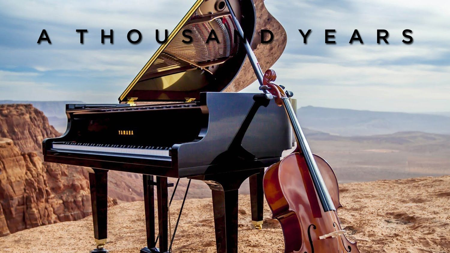 A Thousand Years The Piano Guys Ceremony songs, Piano