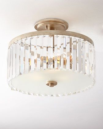 Intrigue crystal semi flush mount semi flush lightingsemi